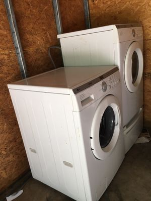 LG Tromm front load washer and dryer for Sale in Doraville, GA