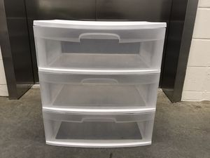 Plastic drawers for Sale in Vancouver, WA