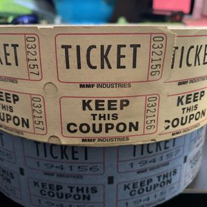Raffle Tickets for Sale in Houston, TX