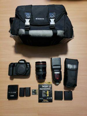 Canon EOS 5D Mark IV 30.4MP Digital SLR Camera - Make an Offer via: francesfink69@ Zoho. Com / Black (Kit w/ EF 24-105mm f/4L - for Sale in Pittsburgh, PA