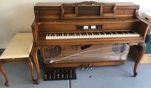 Story & Clark 1955 Piano Organ for Sale in Lexington, SC