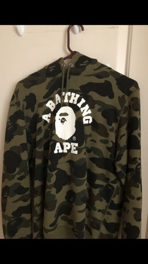 Bape Jordan Supreme Hoodie / sweater / jacket for Sale in Union City, CA