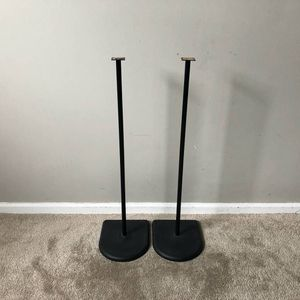 2 Speaker Stands for Sale in Mount Prospect, IL