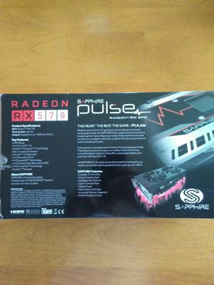 Radeon RX 570 for Sale in Lehigh Acres, FL