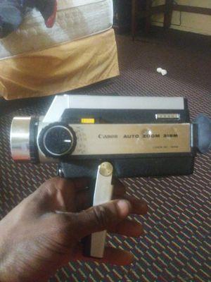 Canon movie camera for Sale in Catoosa, OK