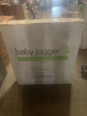 Baby Jogger City Mini Double Stroller for Sale in Atlanta, GA
