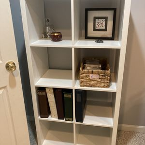 Ikea Cubical Shelf Unit. for Sale in Columbia, MD