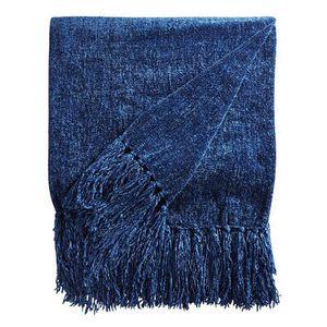 Pier 1 Throw Blanket - Navy Blue (Like-New) for Sale in Scottsdale, AZ