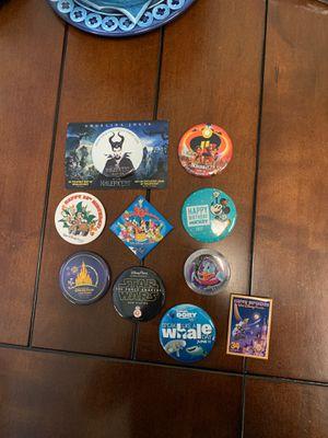 Disney - Button/Pins (Bag #2) for Sale in Davenport, FL