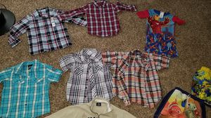 Boy Kids Clothes 3,4,5,6 7T in Great Shape for Sale in Virginia Beach, VA