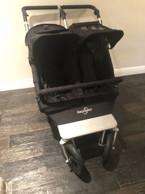 Easy walker duo Double stroller for Sale in Miami, FL