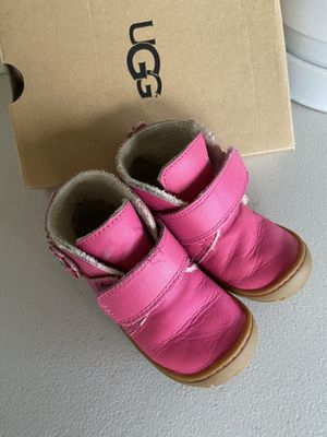 Ugg boots baby girl for Sale in Shoreline, WA