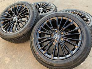 "17"" Toyota Camry Wheels Avalon Lexus 5x114.3 Tires Rims for Sale in Rio Linda, CA"