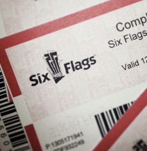 3 six flags tickets for Sale in Vallejo, CA