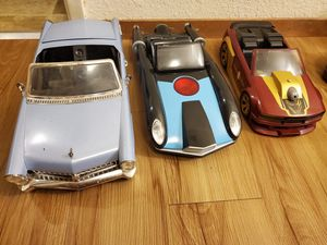 6 inch Marvel legends 1:12 scale vehicles lot for Sale in Sacramento, CA