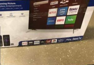 "55"" TCL Roku Tv❗️ ESS for Sale in Colton, CA"