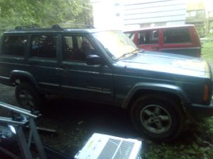 1999 Jeep Cherokee xj for Sale in Colebrook, CT