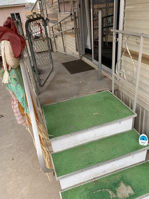 Heavy duty wheel chair ramp for Sale in Payson, AZ