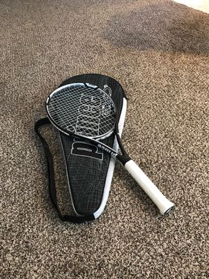 Tennis racket and case for Sale in Orem, UT