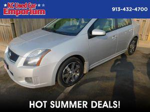 2012 Nissan Sentra for Sale in Shawnee, KS