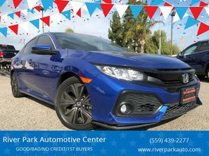 2017 Honda Civic Hatchback for Sale in Fresno, CA