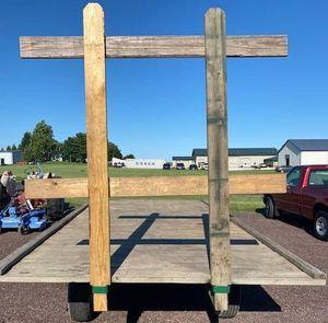 Hay Rack for sale for Sale in Roanoke, IL