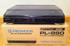 Pioneer PL-990 Automatic Stereo Turntable for Sale in Phoenix, AZ