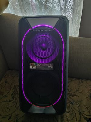 Sony Extra Bass GTK XB90 Bluetooth Speaker Wireless Bass Boost USB MP3 for Sale in Houston, TX