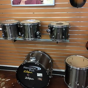 Pearl Drum Set for Sale in Stone Mountain, GA