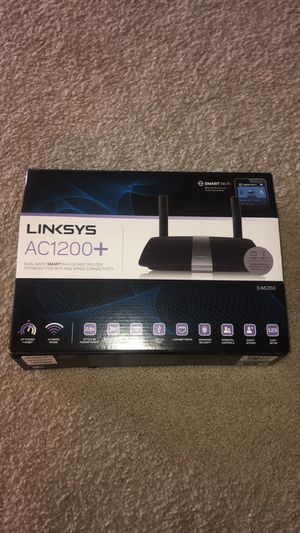 Linksys Router for Sale in Columbia, SC