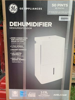 GE Dehumidifier brand new for Sale in Brooksville, FL