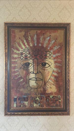 Original authentic art from Chile . for Sale in Fairfax, VA