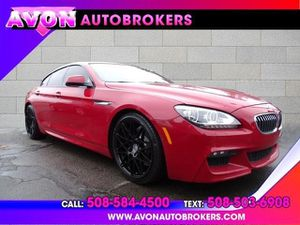 2014 BMW 6 Series for Sale in Avon, MA