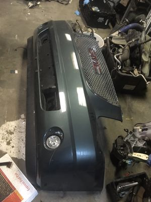 07-14 GMC Yukon Denali front end bumper and grill complete with fog lights and balance for Sale in Fort Lauderdale, FL