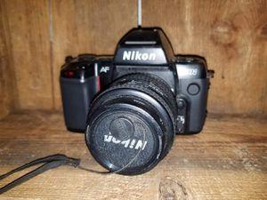 Nikon N8008 Camera w/ Nikon AF Nikkor 35-70mm Lens for Sale in Pembroke Pines, FL