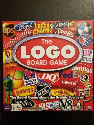 The Logo Board Game for Sale in Dallas, TX