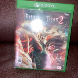 Attack On Titan /Xbox One for Sale in Lake Mary,  FL