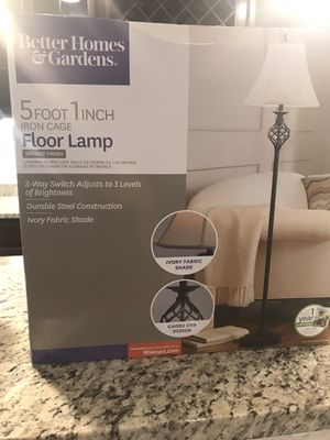 Brand New Floor Lamp for Sale in Laurel, MD