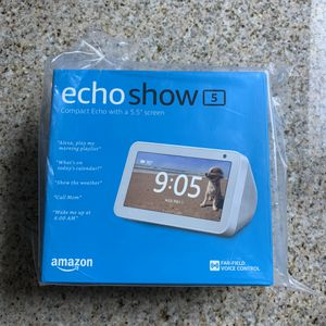 Amazon Echo Show 5 for Sale in San Diego, CA