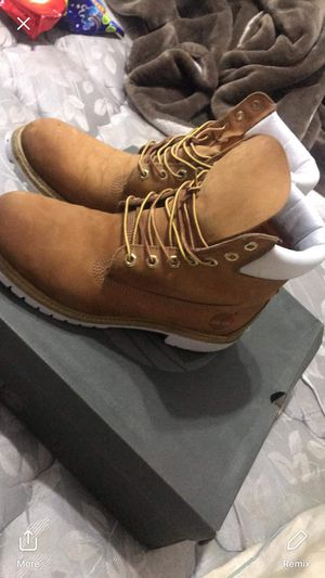 Timberlands boots size 9 for Sale in Las Vegas, NV