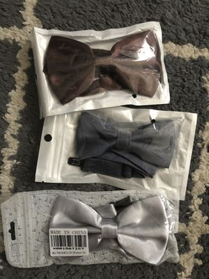 Dog bow ties for Sale in Spring Valley, CA