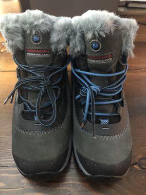 Merrill winter boots 7.5 women's for Sale in Buffalo, NY