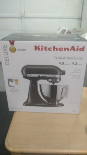 Kitchen aid 4.5quarts 4.3litters for Sale in North Las Vegas, NV