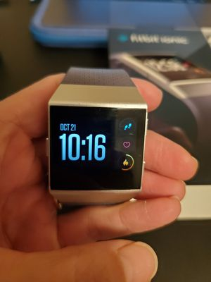 Fitbit Ionic for Sale in Ruston, WA