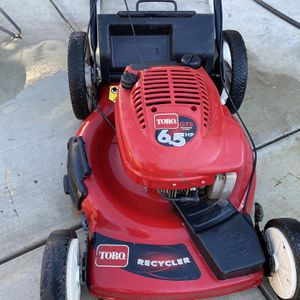 Lawn Mower By TORO for Sale in Naval Air Station Point Mugu, CA