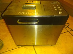 Bread maker and scale for Sale in Phoenix, AZ