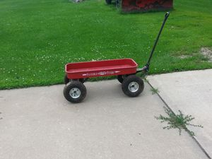 Red wagon for Sale in Waterloo, IA