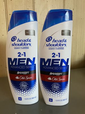 Head and shoulders old spice shampoo conditioner for Sale in Burbank, CA