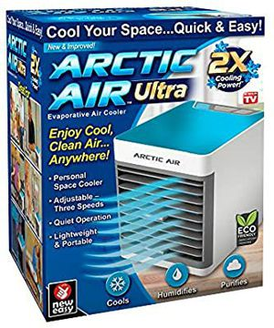 Ontel Arctic Ultra Evaporative Portable Air Conditioner for Sale in Guadalupe, AZ