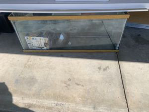 Fish tank 40 glns for Sale in Perris, CA